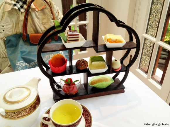 Maison de L'Hui Afternoon Tea