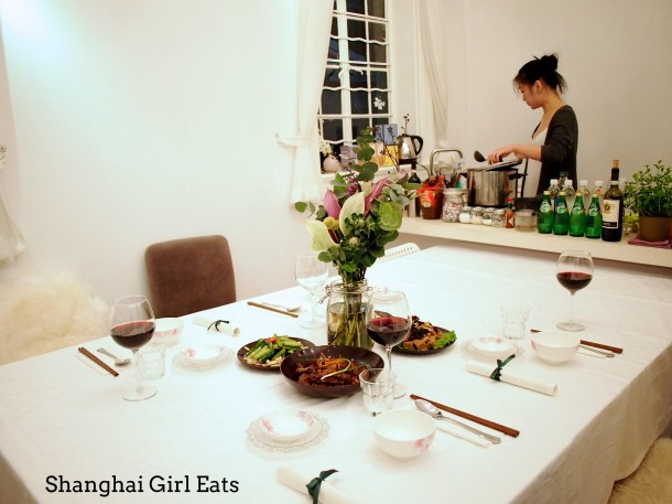 White Studio Private Dining Shanghai