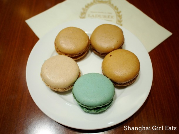 Laduree Shanghai