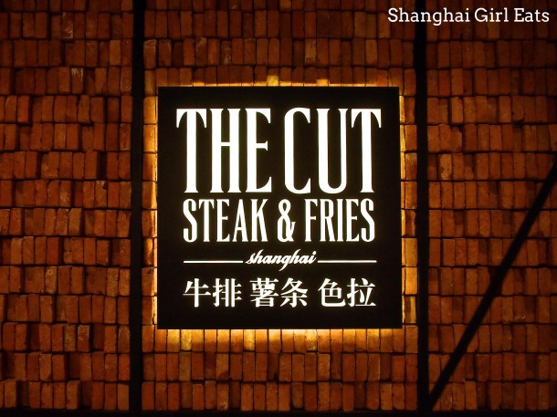 THE CUT Steak & Fries Shanghai