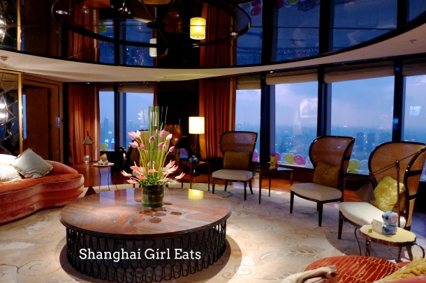 The Ritz-Carlton Shanghai Pudong