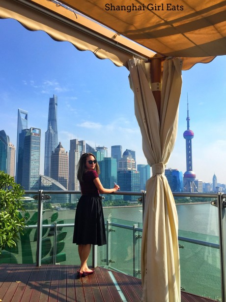 Tops at Banyan Tree Shanghai
