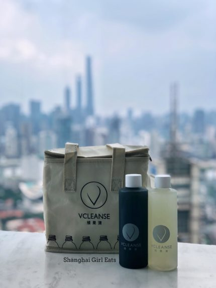 The Flow Cafe by VCleanse Shanghai